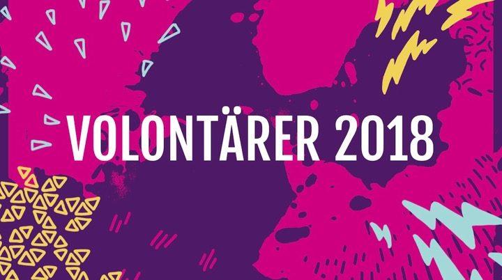 Vill du bli volontär?