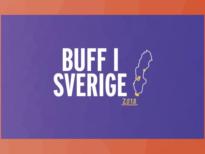 BUFF i Sverige 2018 – filmprogram och festivalorter!
