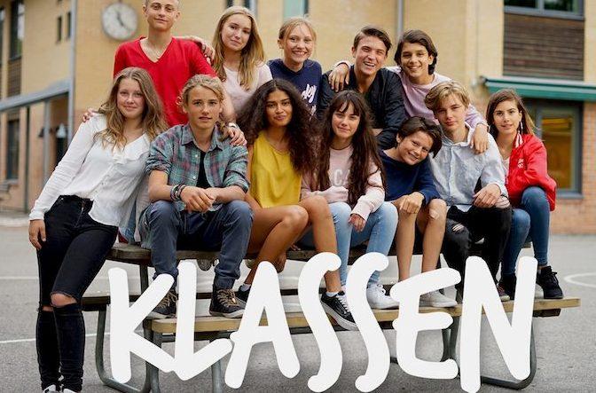 SVT:s Klassen kommer till BUFF