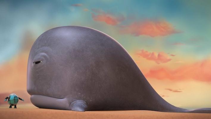 Robot and the Whale - BUFF Malmö