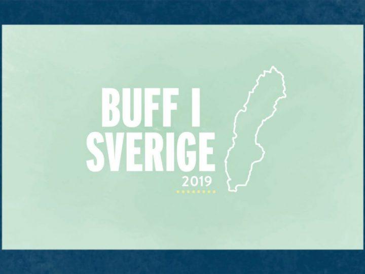 Årets filmer för BUFF i Sverige