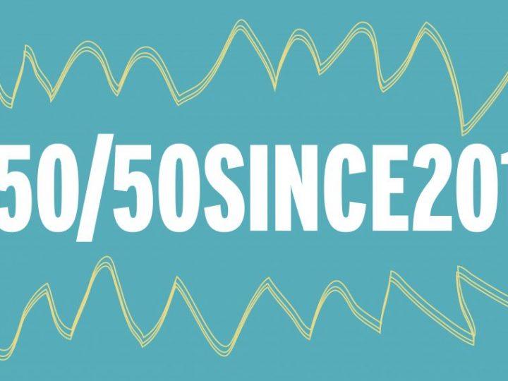 50/50 SINCE 2015