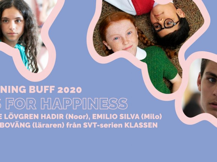 Invigning 2020: H is for happiness