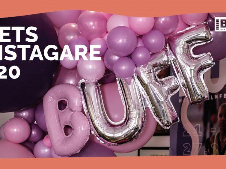 Årets pristagare BUFF September 2020