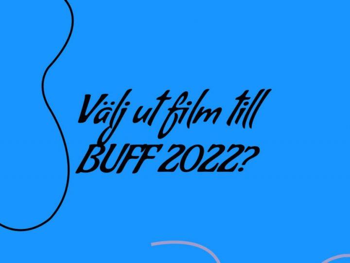 Bli en del av BUFFs programgrupp
